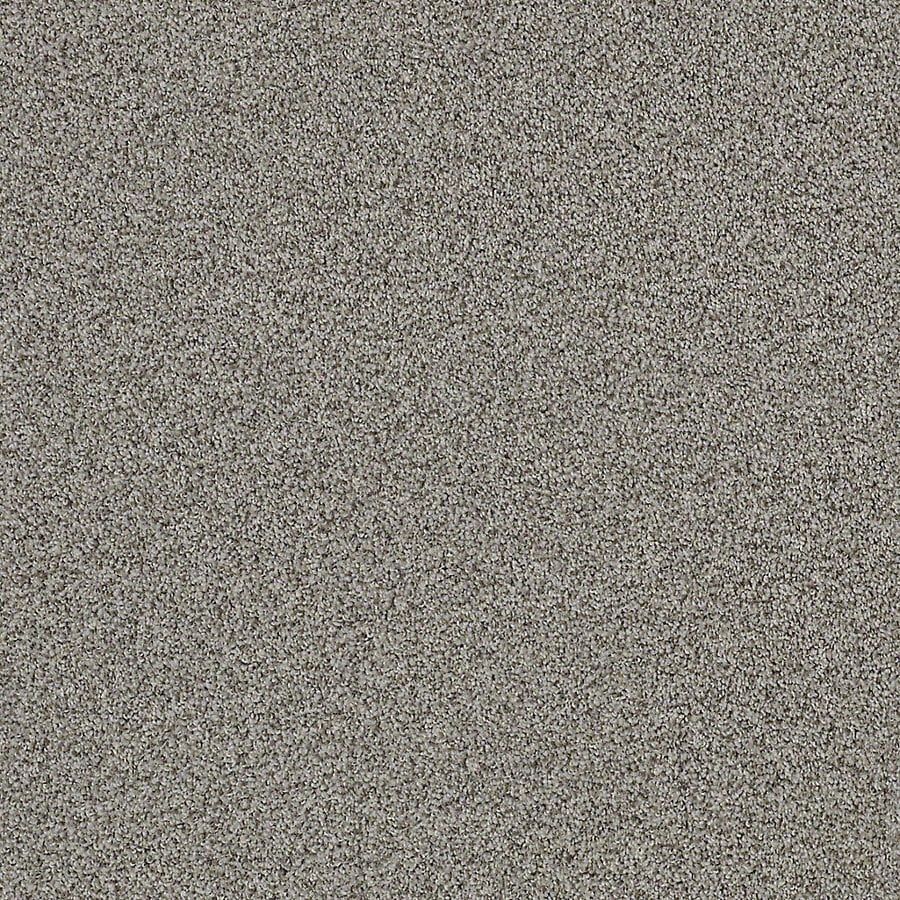STAINMASTER LiveWell Vigorous I Gravel Textured Interior Carpet