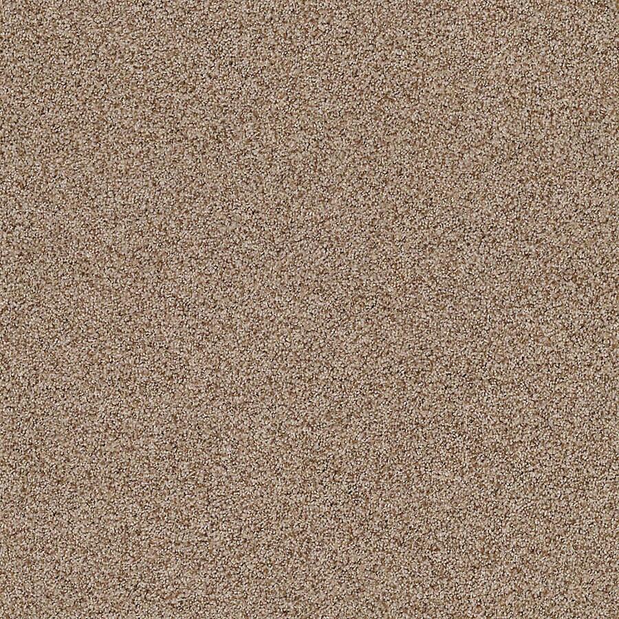 STAINMASTER LiveWell Vigorous I Sable Textured Interior Carpet