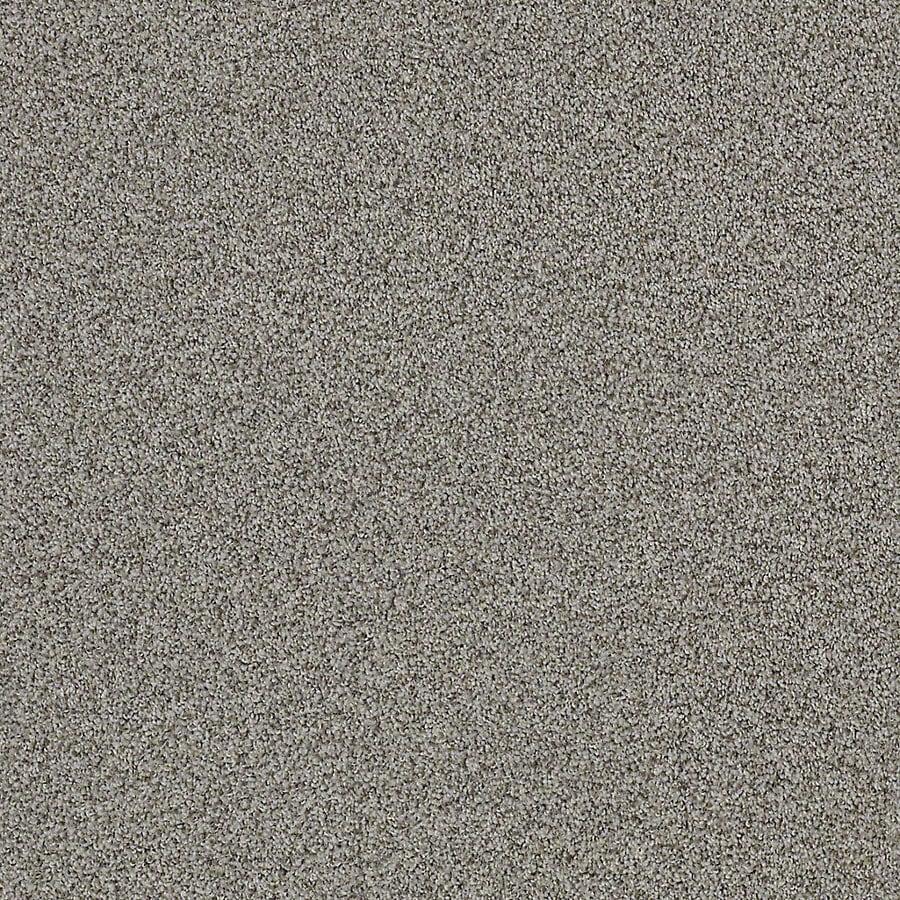 STAINMASTER LiveWell Vigorous II Gravel Textured Interior Carpet