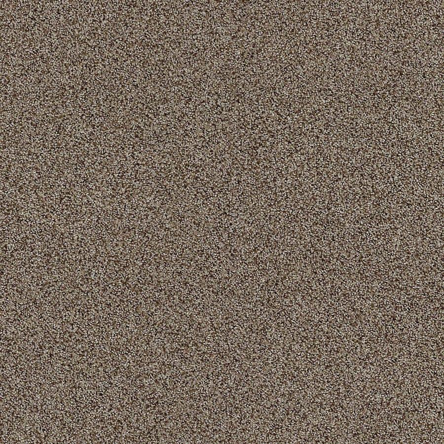STAINMASTER LiveWell Vigorous II Clove Textured Interior Carpet