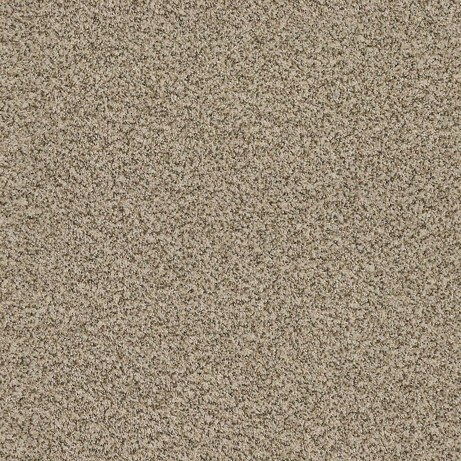 STAINMASTER LiveWell Robust I 12-ft W x Cut-to-Length Oatmeal Textured Interior Carpet