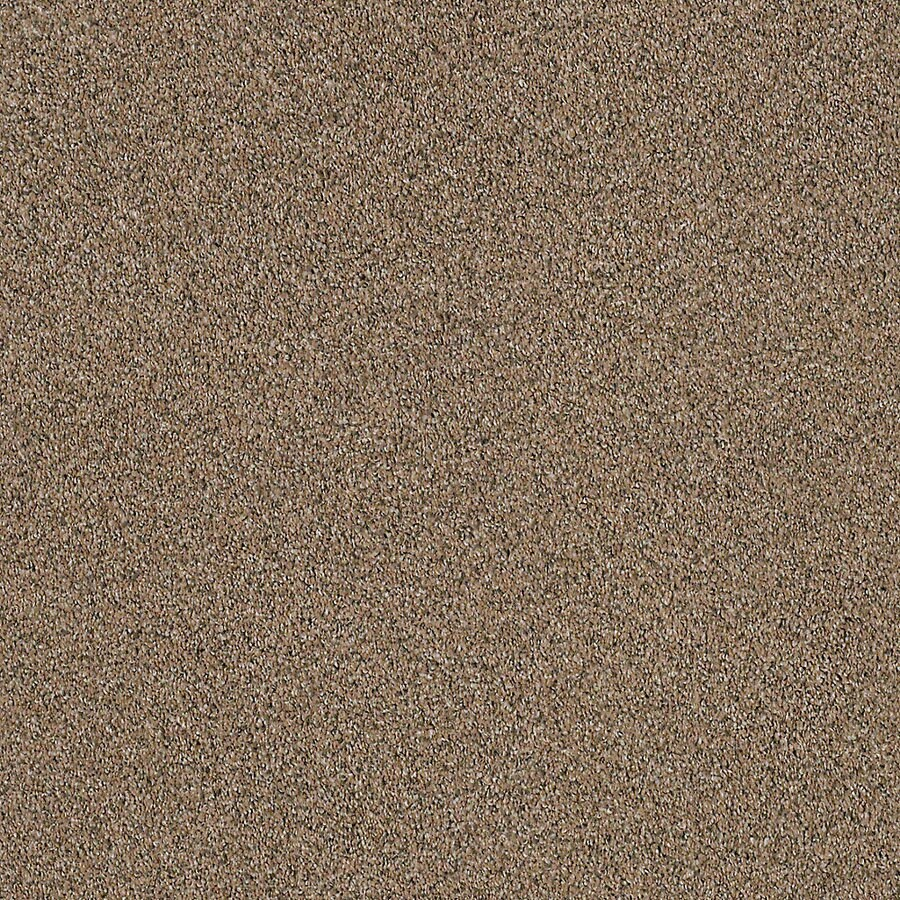 STAINMASTER LiveWell Robust II 12-ft W x Cut-to-Length Retreat Textured Interior Carpet