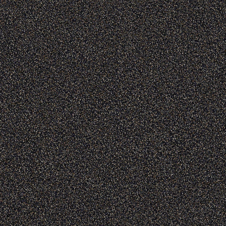 STAINMASTER LiveWell Robust III Lakehouse Blue Textured Interior Carpet