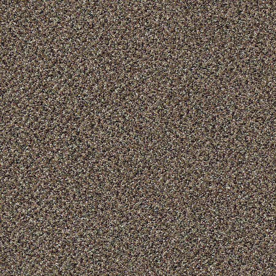 STAINMASTER Essentials Palacial I 12-ft W x Cut-to-Length Pinecone Textured Interior Carpet