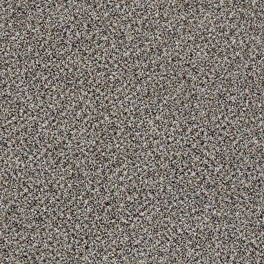 STAINMASTER Essentials Palacial I 15-ft W x Cut-to-Length Alaskan Air Textured Interior Carpet