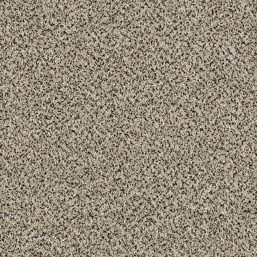 STAINMASTER Essentials Palacial II 12-ft W x Cut-to-Length Ivory Coast Textured Interior Carpet