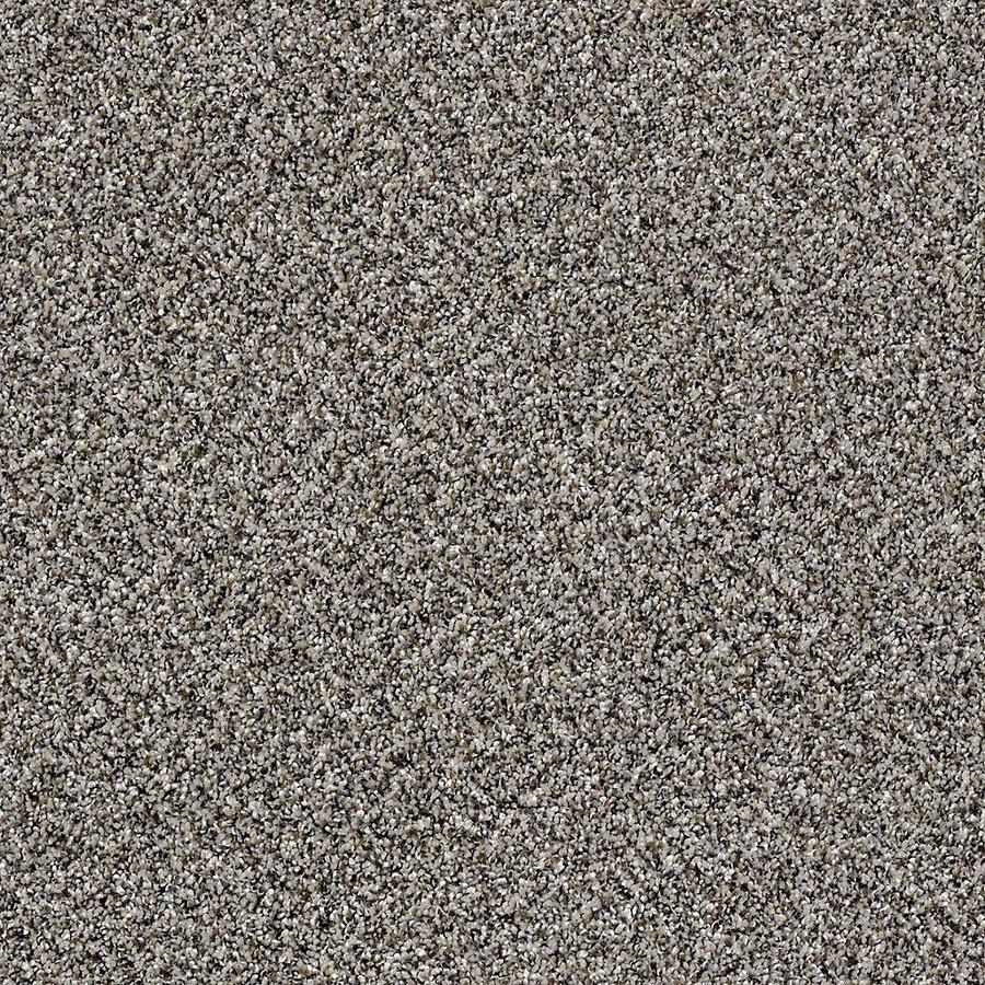 STAINMASTER Essentials Palacial II 12-ft W x Cut-to-Length Alaskan Air Textured Interior Carpet