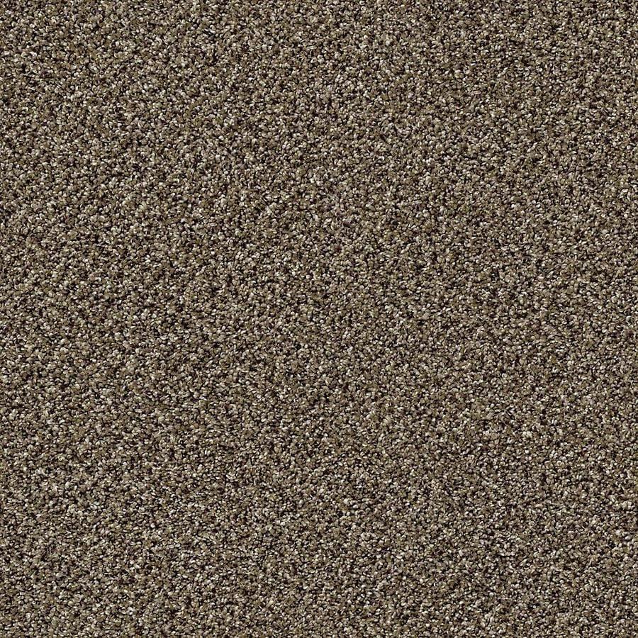 STAINMASTER Essentials Palacial II Pinecone Textured Interior Carpet