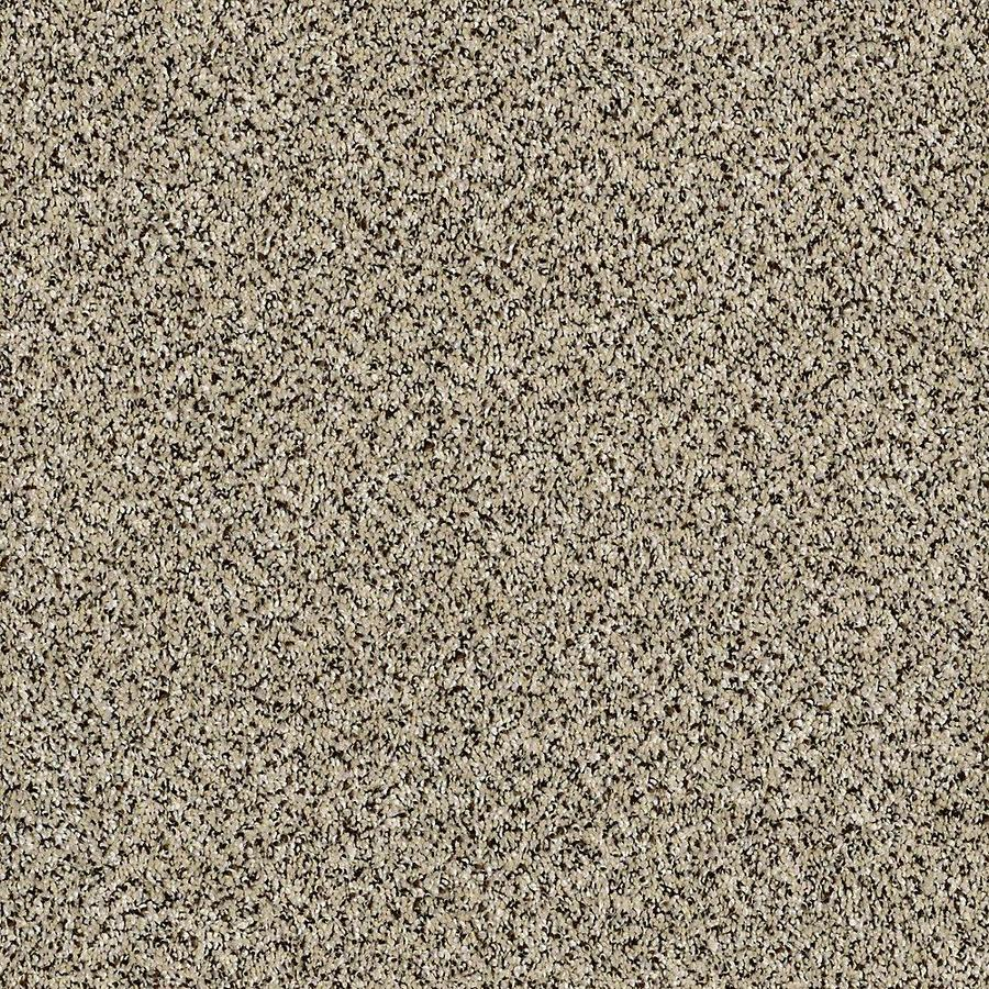 STAINMASTER Essentials Palacial II 15-ft W x Cut-to-Length Ivory Coast Textured Interior Carpet