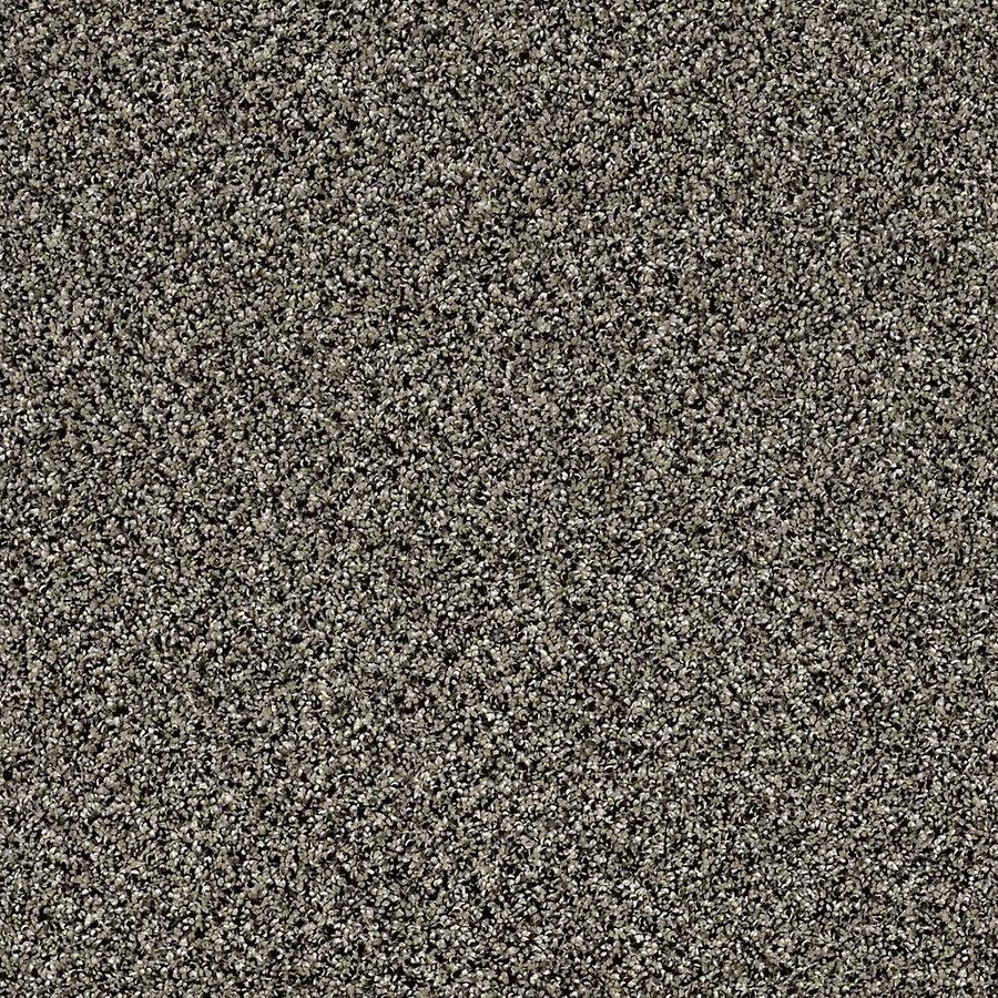 STAINMASTER Essentials Palacial II 15-ft W x Cut-to-Length Timber Wolf Textured Interior Carpet