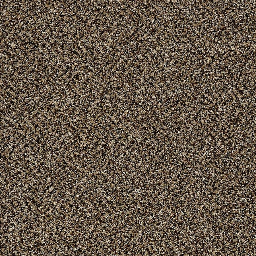 STAINMASTER Essentials Palacial II 15-ft W x Cut-to-Length Sandpiper Textured Interior Carpet