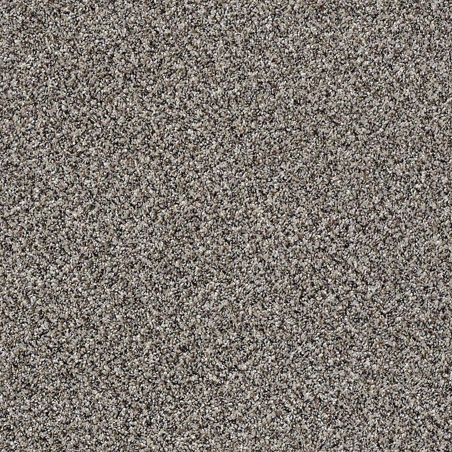 STAINMASTER Essentials Palacial II Alaskan Air Textured Interior Carpet