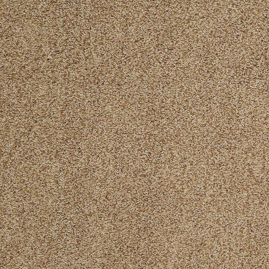 STAINMASTER TruSoft Advanced Beauty II 12-ft W x Cut-to-Length Pier Textured Interior Carpet