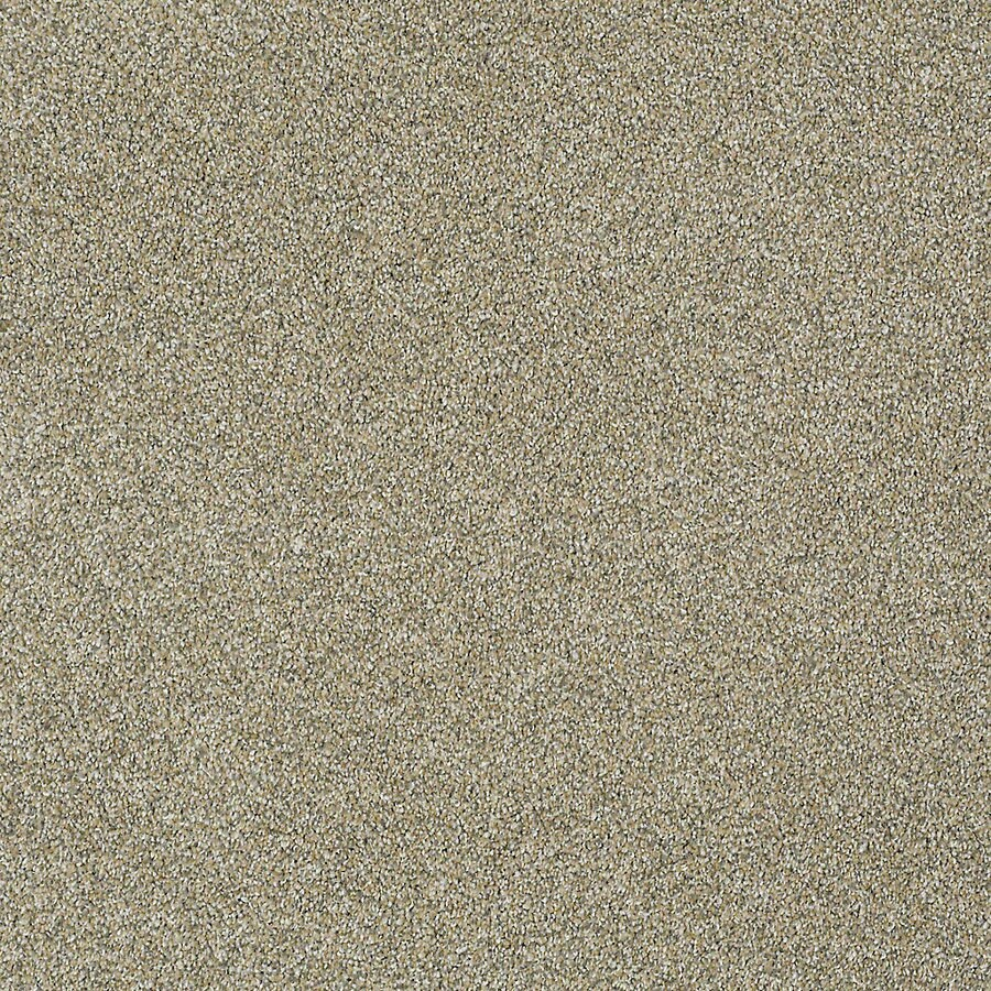 STAINMASTER PetProtect Bark to the Future I 12-ft W x Cut-to-Length Sands of Time Textured Interior Carpet