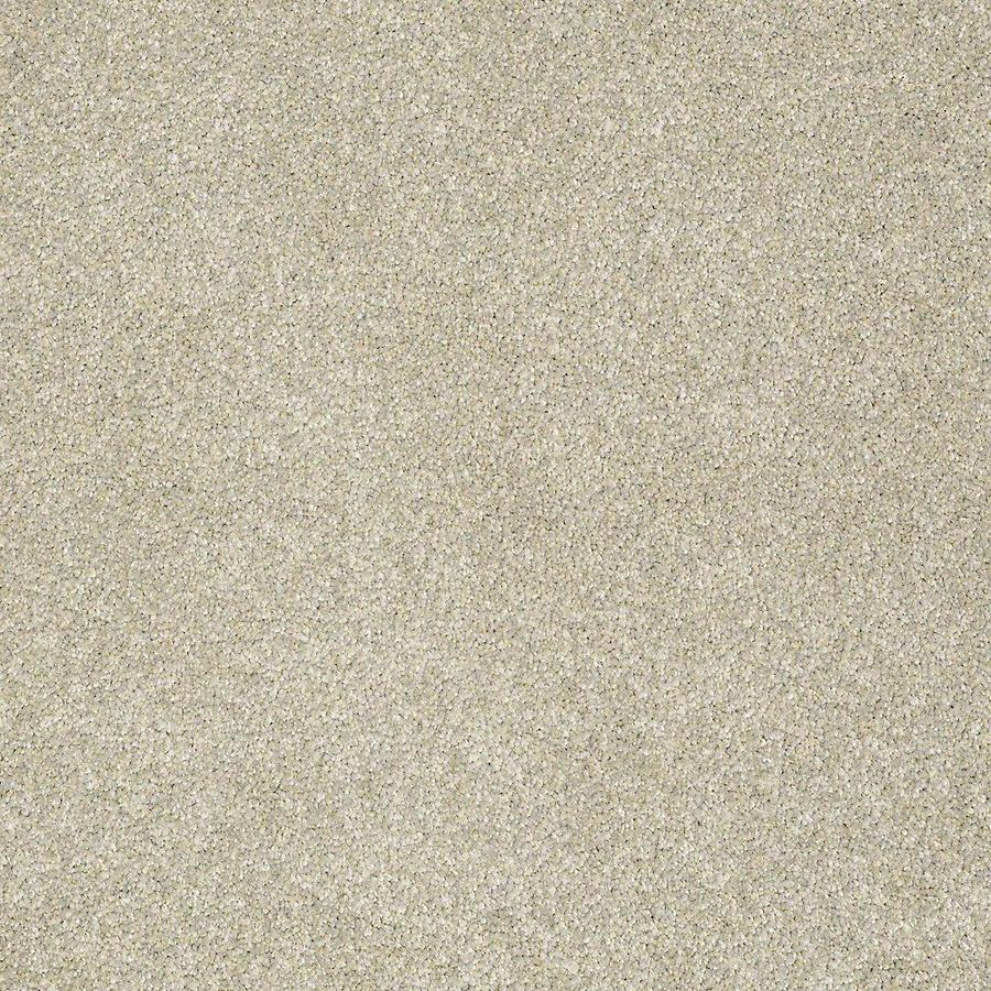 STAINMASTER PetProtect Bark to the Future II 12-ft W x Cut-to-Length Fairy Dust Textured Interior Carpet