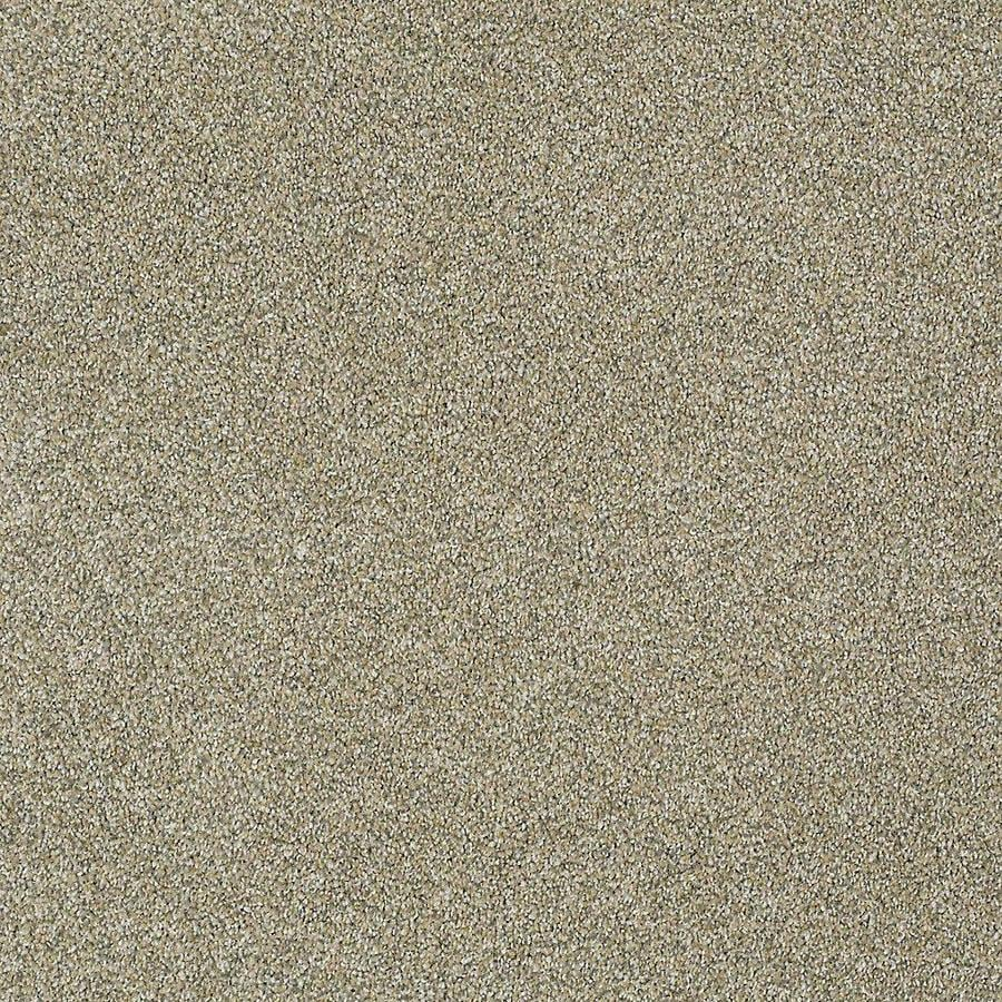 STAINMASTER PetProtect Bark to the Future II 12-ft W x Cut-to-Length Sands of Time Textured Interior Carpet