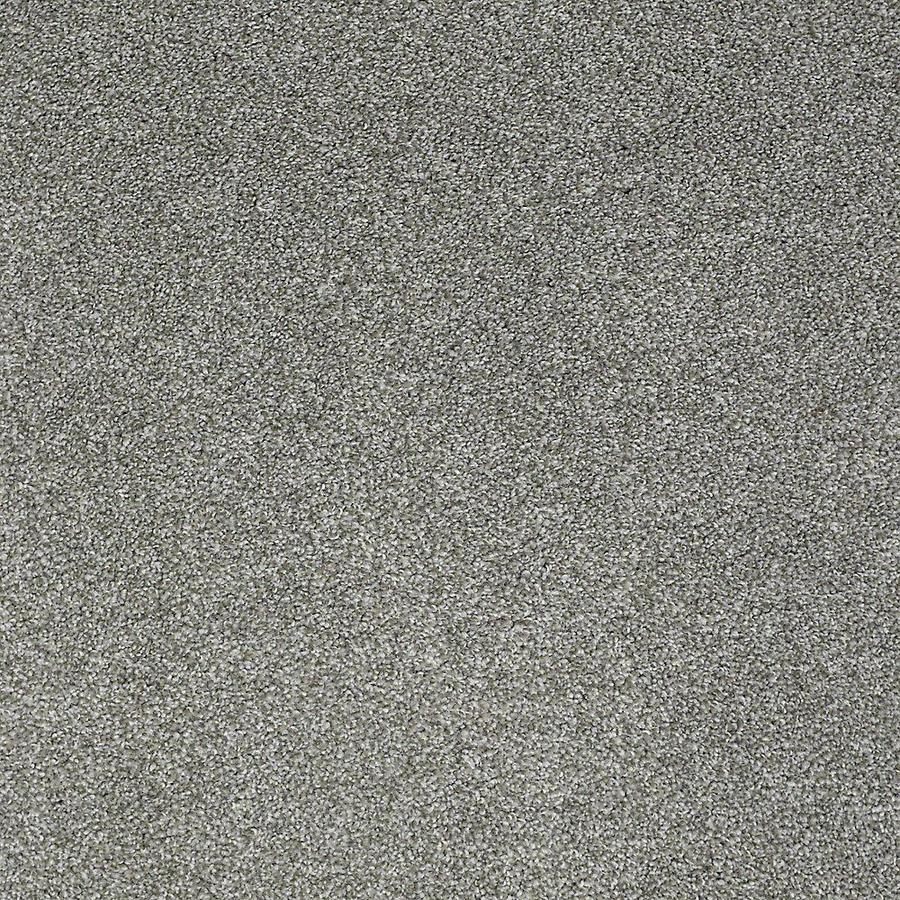 STAINMASTER PetProtect Bark to the Future II 12-ft W x Cut-to-Length Harbor Fog Textured Interior Carpet