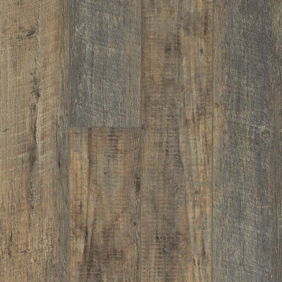Shaw 8 Piece 708 In X 4803 Backwoods Pine Locking Luxury Light