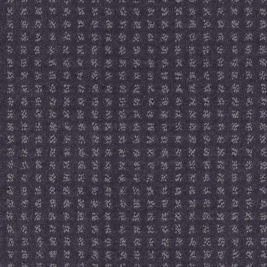 STAINMASTER Cornerstone Honorable Slate of Mind 12-ft W x Cut-to-Length Slate of Mind Pattern Interior Carpet