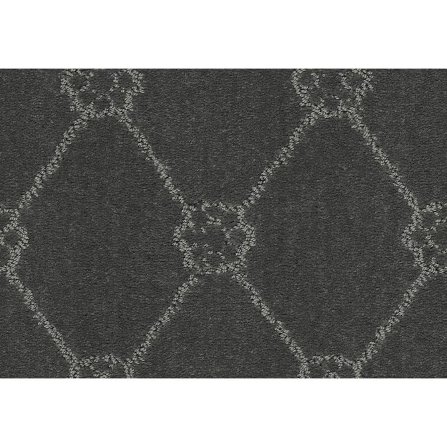 STAINMASTER Cornerstone Genuine Slate of Mind 12-ft W x Cut-to-Length Slate of Mind Pattern Interior Carpet
