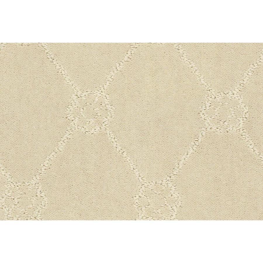 STAINMASTER Cornerstone Genuine Wheat Fields 12-ft W x Cut-to-Length Wheat Fields Pattern Interior Carpet
