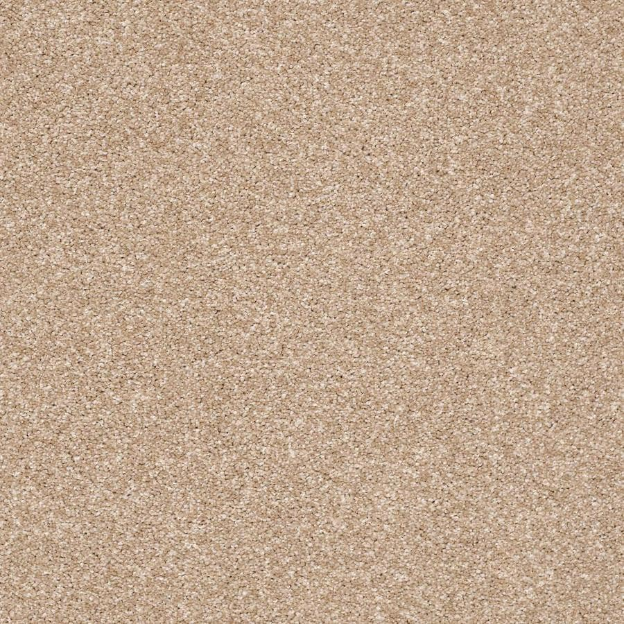 STAINMASTER Cornerstone Ignite Energize 12-ft W x Cut-to-Length Energize Textured Interior Carpet