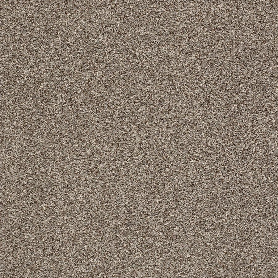 STAINMASTER Cornerstone Ignite Spark 12-ft W x Cut-to-Length Spark Textured Interior Carpet