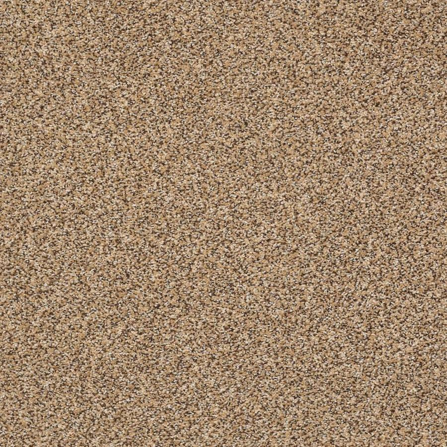 STAINMASTER Cornerstone Kindle Quench 12-ft W x Cut-to-Length Quench Textured Interior Carpet