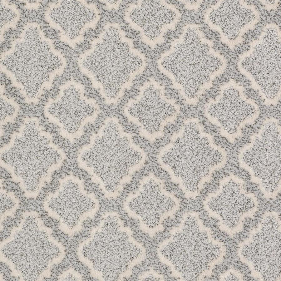 STAINMASTER Active Family Lavishness Respite 12-ft W x Cut-to-Length Respite Pattern Interior Carpet