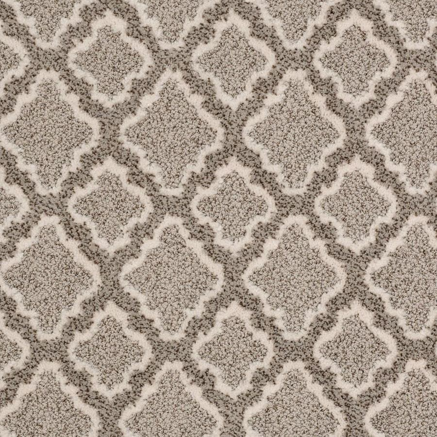 STAINMASTER Active Family Lavishness Mirage 12-ft W x Cut-to-Length Mirage Pattern Interior Carpet