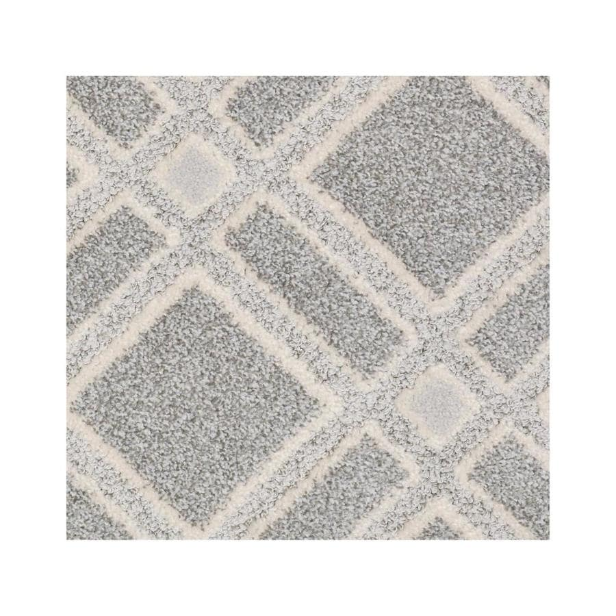 STAINMASTER Active Family Plentitude Respite 12-ft W x Cut-to-Length Respite Pattern Interior Carpet