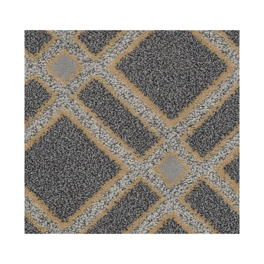 STAINMASTER Active Family Plentitude Lake Front 12-ft W x Cut-to-Length Lake Front Pattern Interior Carpet
