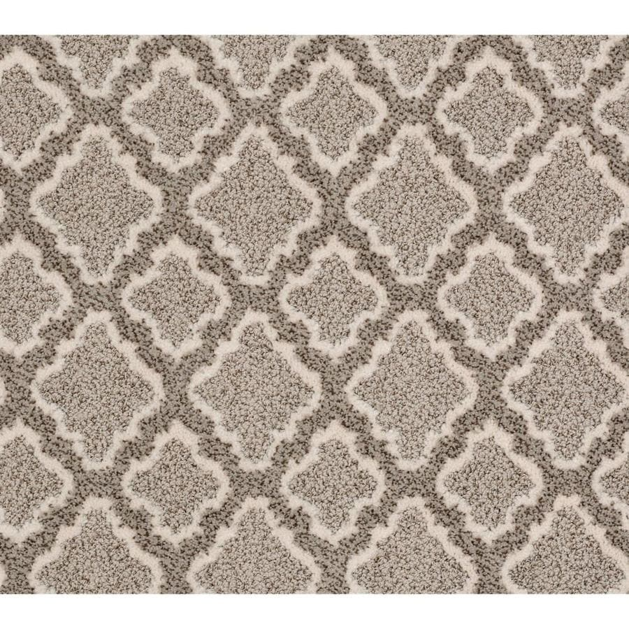 STAINMASTER Active Family Plentitude Mirage 12-ft W x Cut-to-Length Mirage Pattern Interior Carpet