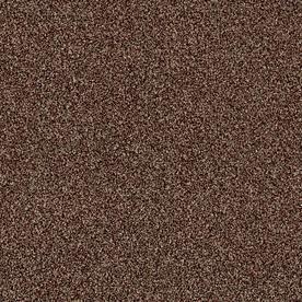 Shaw Wide Width Sculpture I 15 Ft Ocher Textured Interior Carpet