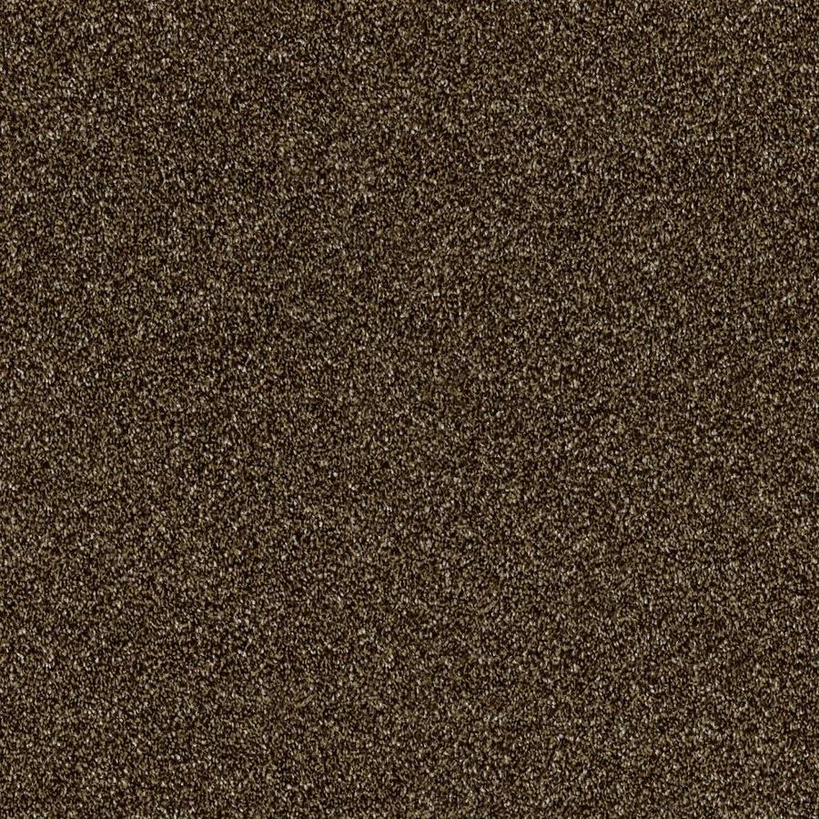 Shaw Wide Width Sculpture III  Sedona 12-ft W x Cut-to-Length Sedona Textured Interior Carpet