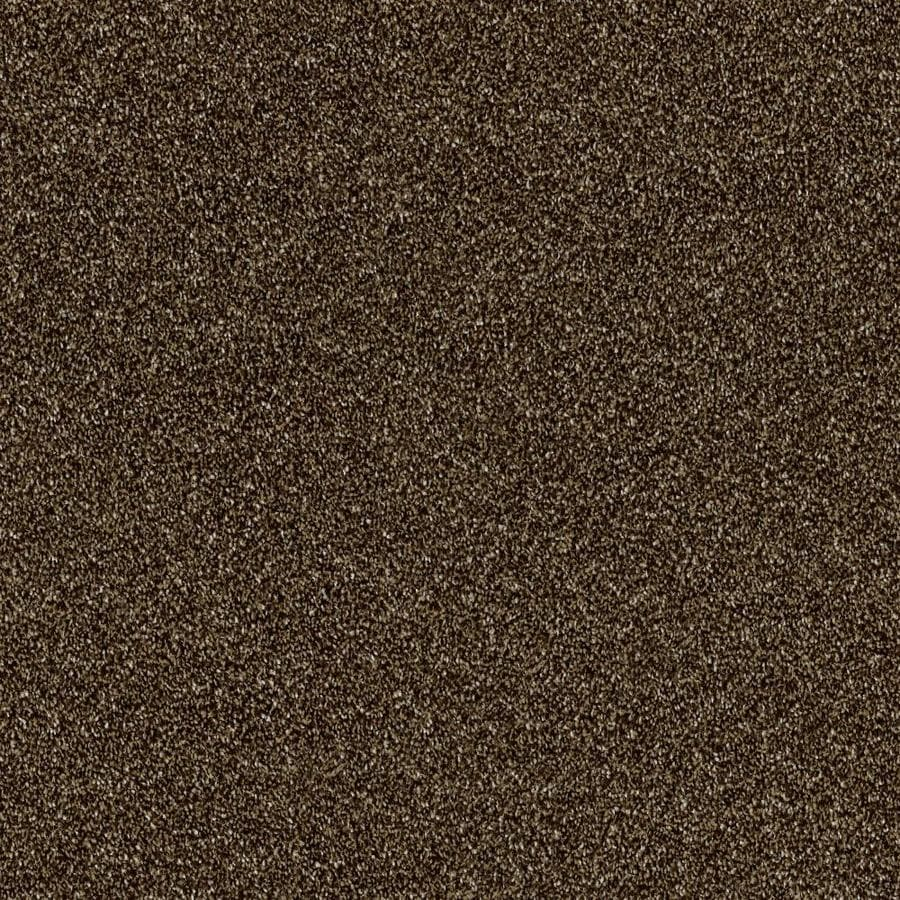 Shaw Wide Width Sculpture III  Sedona 15-ft W x Cut-to-Length Sedona Textured Interior Carpet
