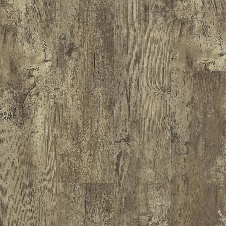 Shop Shaw Newcastle Citadel Oak Vinyl Plank Sample At
