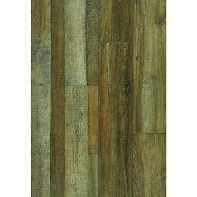 SMARTCORE Pro 7-Piece 7 08-in x 48 03-in Claremount Oak