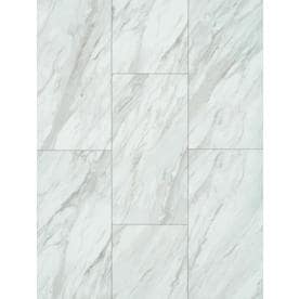 Smartcore Pro 8 Piece 12 In X 24 Gardena Marble Locking Vinyl