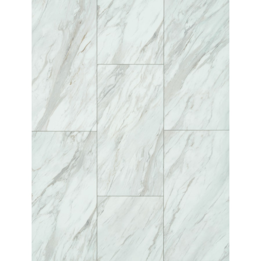Smartcore Pro Gardena Marble Vinyl Tile Sample At Lowes Com