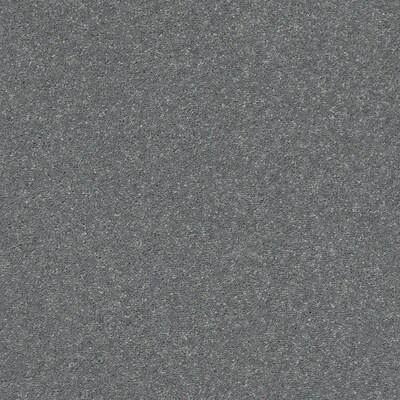 STAINMASTER Essentials Blue Diamonds II 12-ft Textured