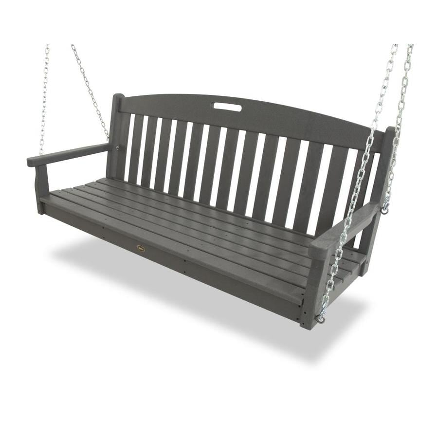 Trex Outdoor Furniture Yacht Club Stepping Stone Porch Swing