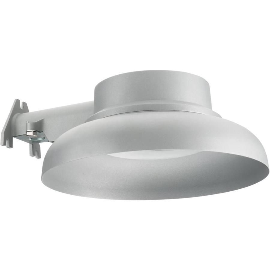 Lithonia Lighting 1 Head Gray Led Area Light