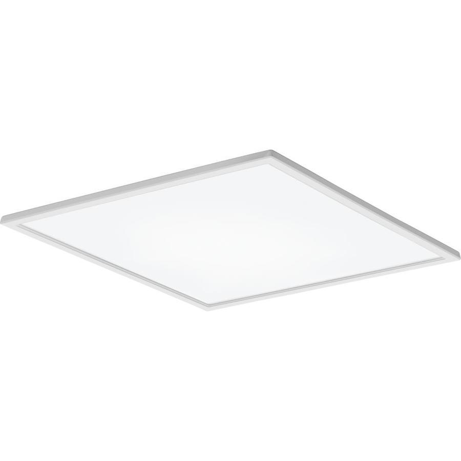 Lithonia Lighting 2 Ft X 2 Ft Led 3400lm 3500k Flat