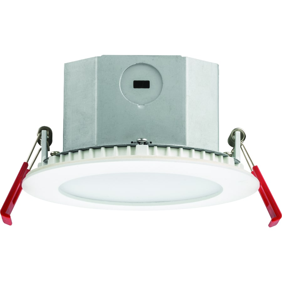 Shop juno white led remodel and new construction recessed light kit juno white led remodel and new construction recessed light kit fits opening 4 aloadofball Image collections