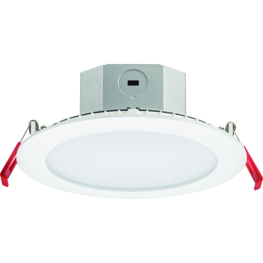 shop juno white led remodel and new construction recessed light kit