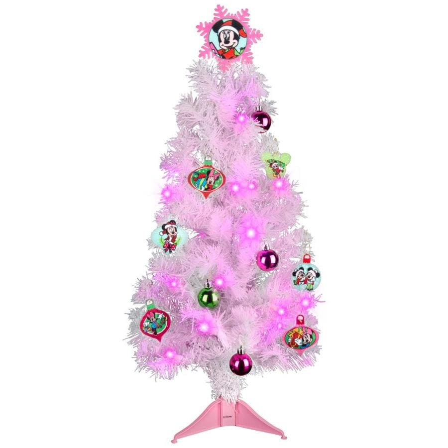 Disney Mickey Friends Pre Lit Tree Christmas Tree With Constant