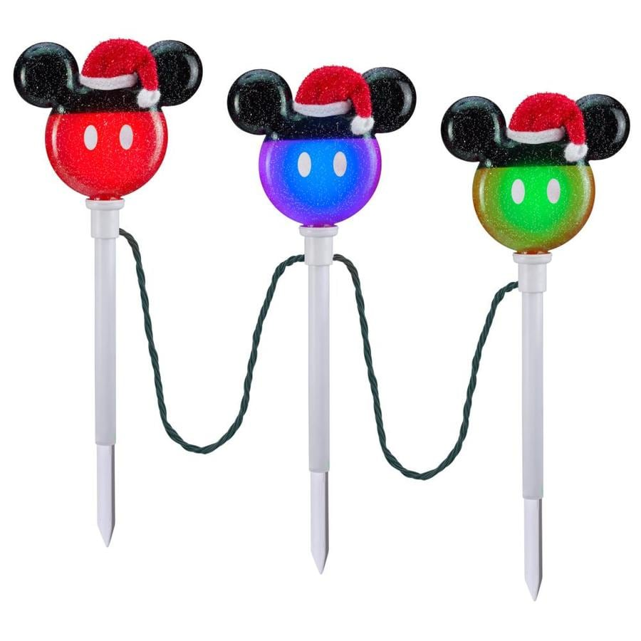Shop Disney Mickey Amp Friends 3 Marker Multicolor Led