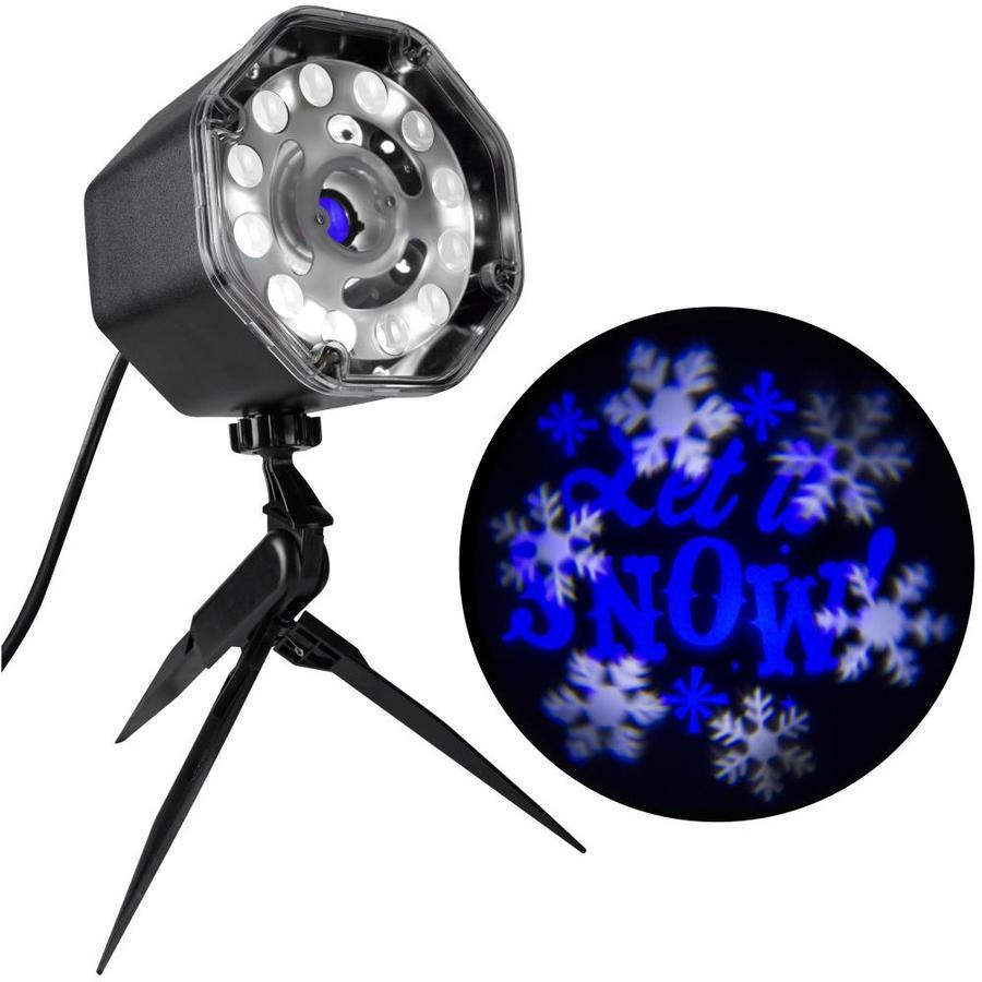 Gemmy Lightshow Projection Multi Function Multicolor Led