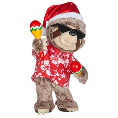 Animatronic Sloth Animated Plush Toy